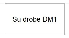 Porėmiai su drobe DM1