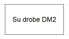 DM2 - 70% medvilnė / 30% sintetika